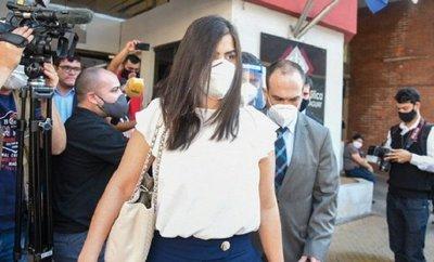 Imedic: Anulan arresto domiciliario contra Patricia Ferreira