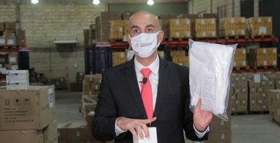 """Ministro Mazzoleni: """"El sistema de salud no está saturado"""""""