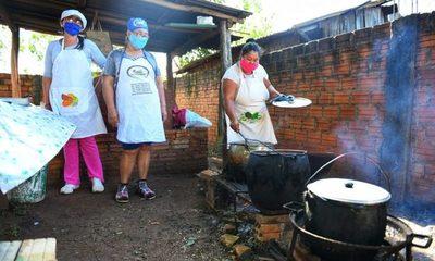 Itaipú extenderá  asistencia  alimentaria en Alto Paraná  ante nuevo escenario sanitario – Diario TNPRESS