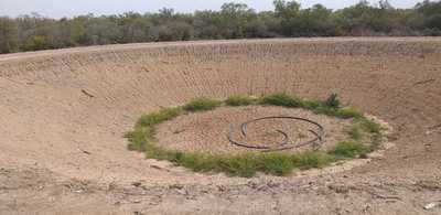 SEN coordina acciones para asistir zonas afectadas por sequía en el Chaco