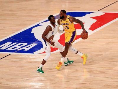 Todo sigue igual en reanudación de temporada con Jazz y Lakers ganadores