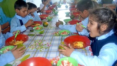 Intendente confirma que adjudicó almuerzo escolar a empresa de su familia