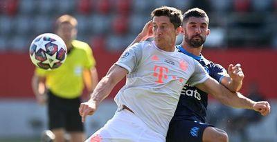 El Bayern vencieron en un amistoso