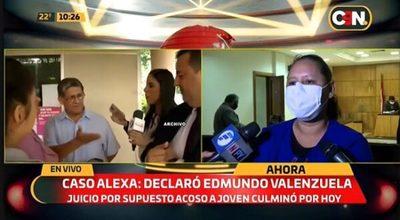 Abogada de Alexa afirma que Arzobispo mintió en su declaración