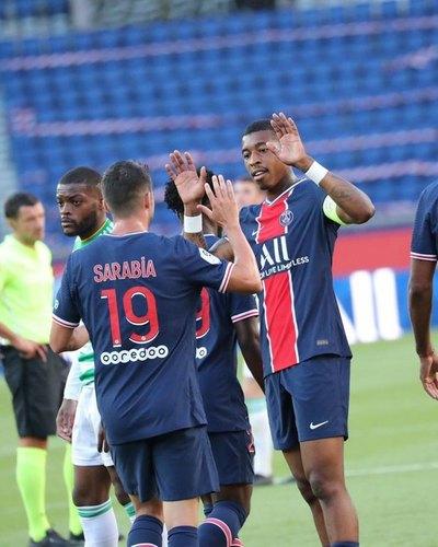 En Francia autorizan cinco cambios por partido para la próxima temporada