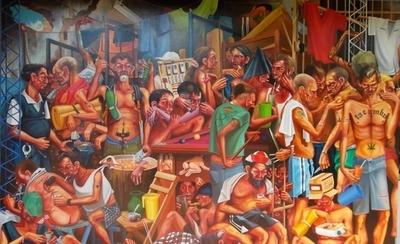"""HOY / Un infierno llamado Tacumbú: """"Sorprende pero es la realidad, el reflejo de nuestra sociedad"""""""