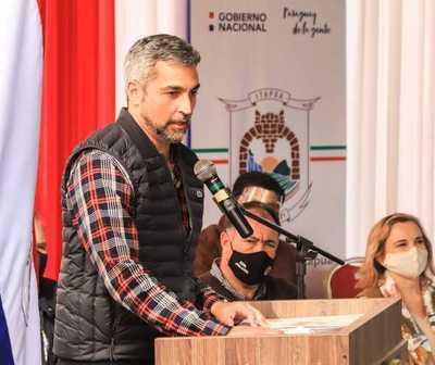 "Abdo llama a la conciliación para vencer a la ""guerra epidemiológica"""