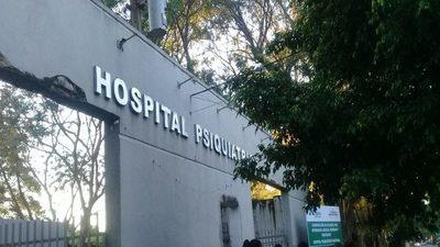 """""""Hay personas abandonadas hace 40 años en el Hospital Psiquiátrico"""""""