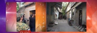 Chacarita: Allanan viviendas por presunto microtráfico