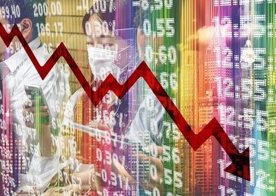 Economías de Europa y EE.UU. se desploman por la pandemia