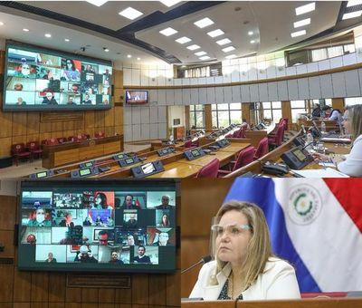 Embajadores piden aceptar veto a ley que aumenta margen de preferencia en compras públicas
