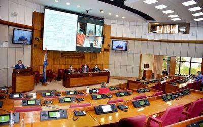 Corte pedirá al Senado informe sobre ley de creación del Dinacare