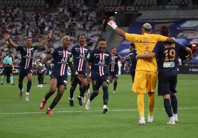 PSG gana por penales la última Copa de la Liga francesa