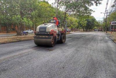 Importante arteria de la capital se cerrará desde mañana por obras