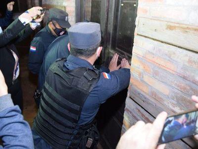 Fiscalía allana una de las oficinas de la Municipalidad de Encarnación