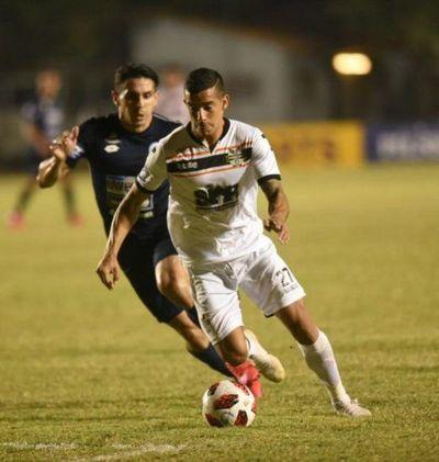 General Díaz y 12 de Octubre empataron 1-1 en el encuentro de la fecha 11 del torneo Apertura