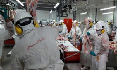 Clausuran frigorífico de Asunción tras numerosos casos del covid-19