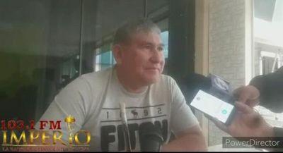 VIDEO:Intendente de la ciudad de Zanja Pytã Ramón Velázquez