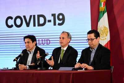 México se convierte en el tercer país del mundo con más muertes por COVID-19