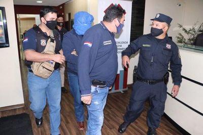 Fiscalía imputó al implicado en el rescate de Samura
