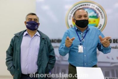 Se conformó una nueva Comisión Directiva del Sindicato de Periodistas del Paraguay regional Amambay