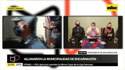 """Yd acusa que """"instrumentación de la justicia"""" es para imponer a cuñado de Villamayor"""