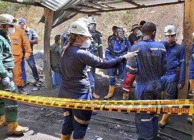 Ocho muertos en explosión en mina de carbón en Colombia