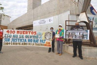 """""""Ycuá Bolaños"""": hoy se recuerdan 16 años"""