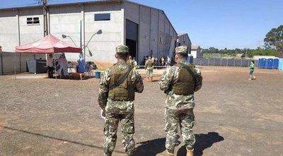Milicos se preparan para alzar a difuntos por covid