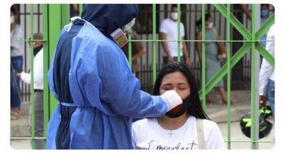 Reportan otros dos fallecidos y 131 casos positivos de coronavirus