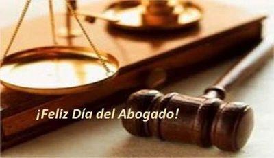 Hoy se conmemora el día del abogado