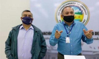 Renovaron  Comisión Directiva del Sindicato de Periodistas del Paraguay regional Amambay