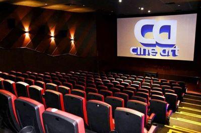 Cine Art Caaguazú reabre sus puertas