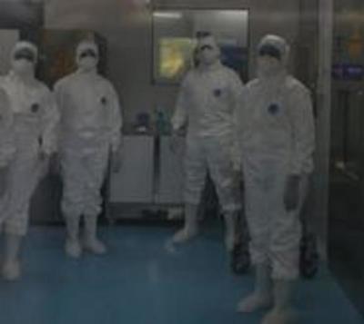 Funcionarios del Laboratorio Central con covid-19