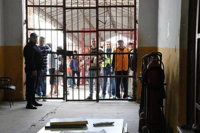 Desde Justicia admiten que estructura de Tacumbú está en colapso