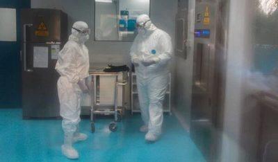 Salud confirma contagios en cuadrilla del Laboratorio Central