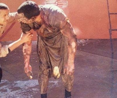 """COCINERO DEL YCUA: """"Desperté y me enteré que mis compañeros ya fueron enterrados"""""""