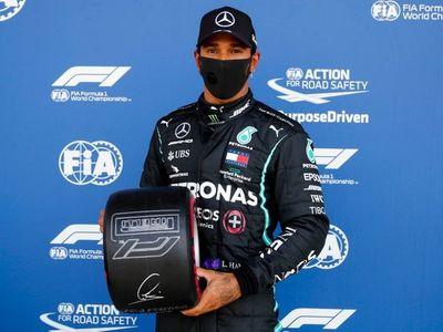 Lewis Hamilton conquistó la pole del Gran Premio de Gran Bretaña