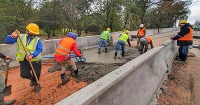 Invierten más de US$ 280 millones en construcción de tres puentes estratégicos