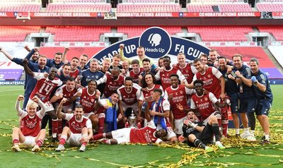 Arsenal remonta y se queda con la FA Cup