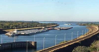Facilitan embarque de productos agrícolas paraguayos
