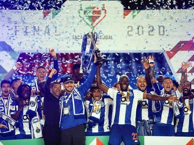 Porto logra también la Copa de Portugal, pese a jugar con 10 jugadores