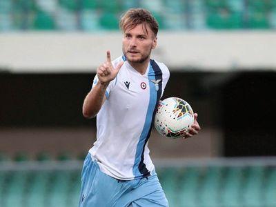 Immobile iguala el récord de goles de Higuaín en la Serie A