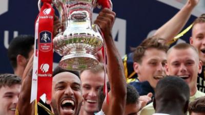 El Arsenal remontó el partido ante Chelsea y se consagró campeón de la FA Cup