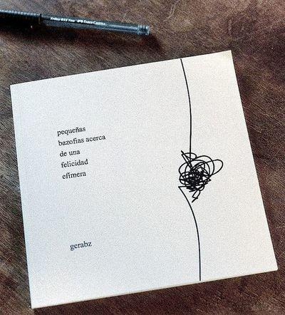 Gerardo Báez debuta en las letras con su primer poemario