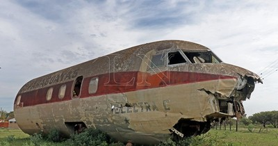 Los aviones del olvido