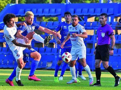 Atractivo empate en   Villa Elisa