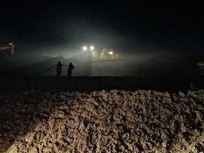 Logran controlar incendio de grandes proporciones en Cateura