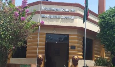 Retomarán actividades desde este lunes en la Municipalidad de Benjamín Aceval