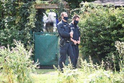 Caso McCann: policía alemana hace excavaciones en terrenos donde el sospechoso habitó